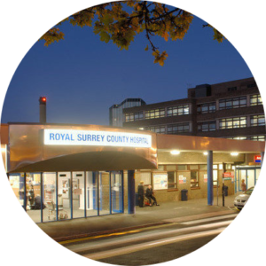 Royal Surrey County Hospital